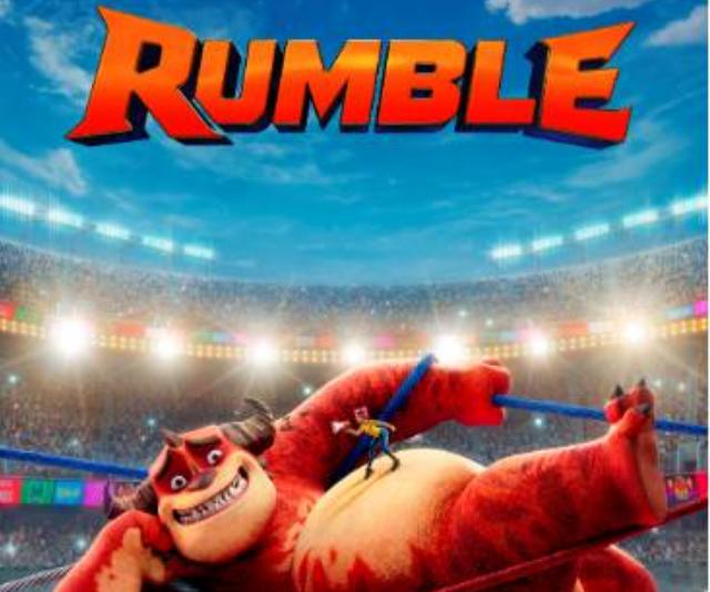 Rumble Movie 2020