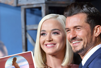 """Katy Perry says her pregnancy to Orlando Bloom """"wasn't an accident""""!"""