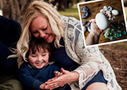 Aussie mum, Elise Clarkson from Wild Mountain Child has created the most magical Easter Egg alternative, PlayFizz
