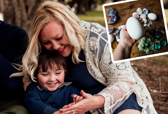 This Aussie mum has created the most magical Easter Egg alternative and now we want to be a kid again!