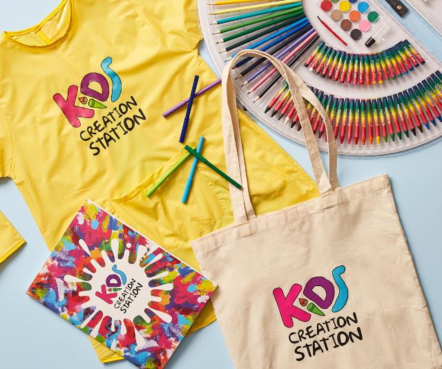 Kids Creation Station Showbag