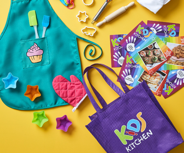 Kids in the Kitchen Showbag