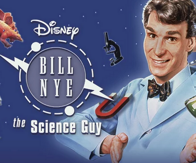 Bille Nye, Science Guy
