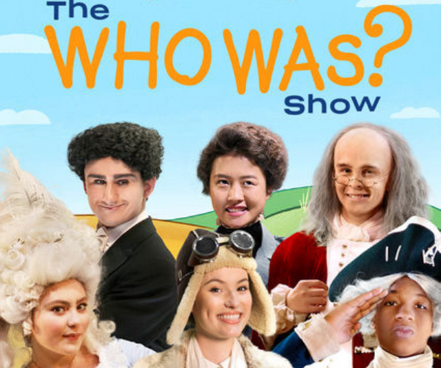 The Who Was Show