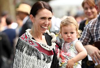 Jacinda Ardern is using coronavirus lockdown to toilet train her toddler