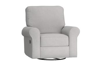 Pottery Barn Kids Comfort Swivel Rocker & Recliner