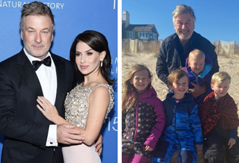 Alec Baldwin and wife Hilaria are expecting their fifth child after miscarriages