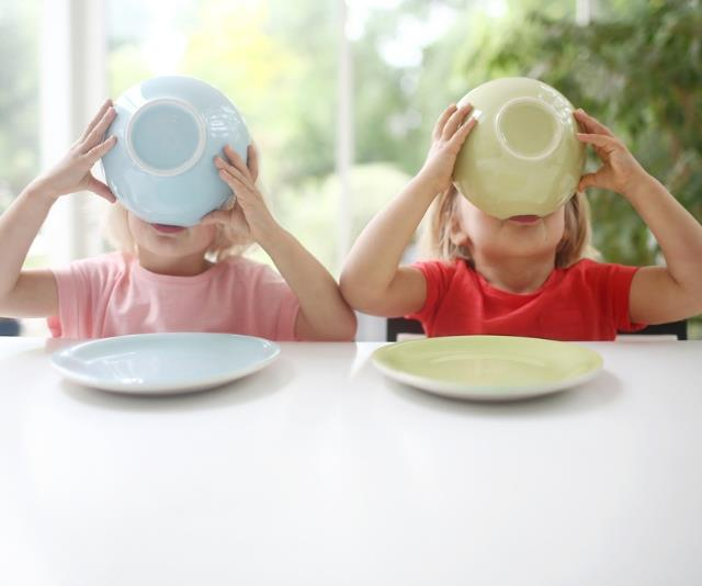 Why it's important for kids not to skip brekkie during isolation