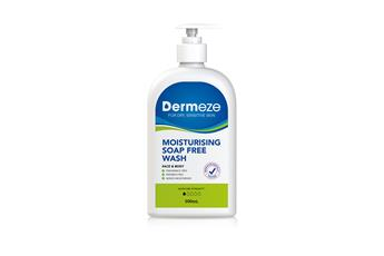 Dermeze Moisturising Soap Free Wash