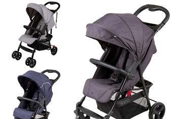 PRODUCT FAULT: A consumer safety warning has been issued for three popular Australian strollers