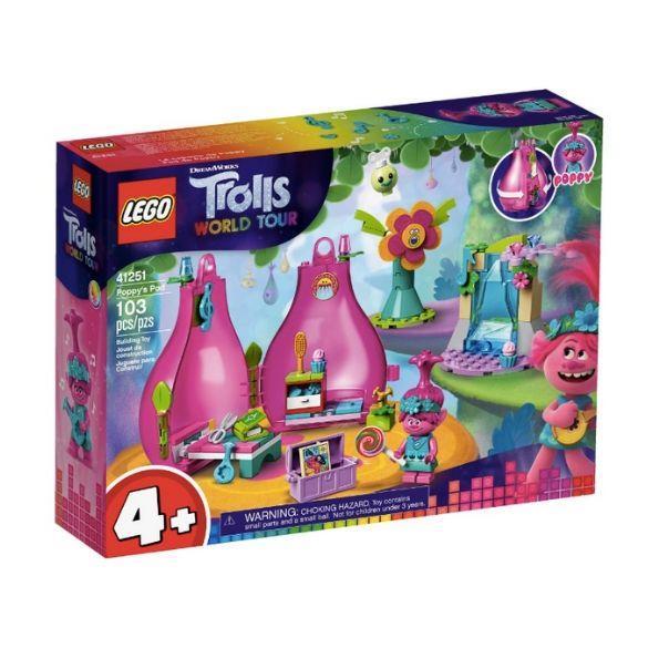 Trolls lego set