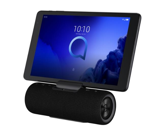 Alcatel 3T 10 Tablet and Audio Station