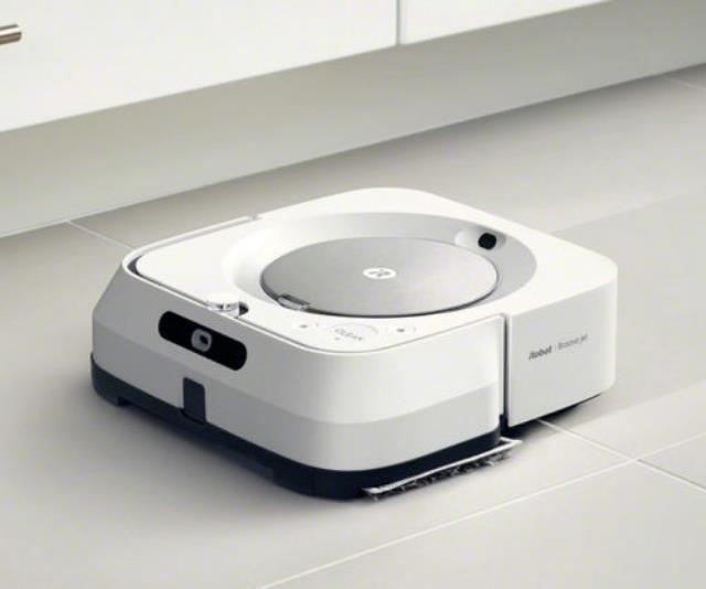 Braava jet® m6 robot mop