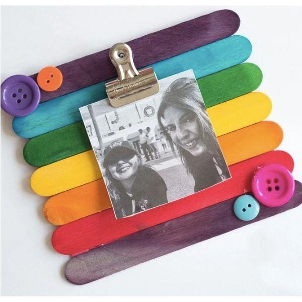 stick picture frame