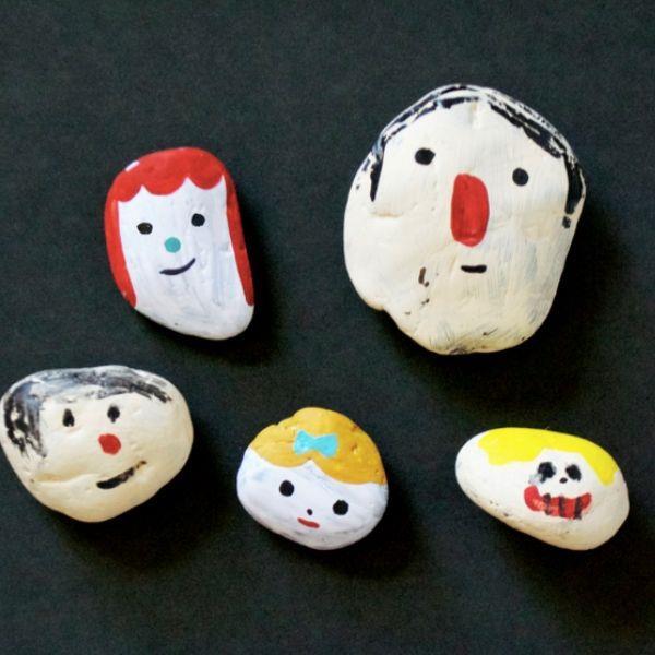 mum personalised rocks