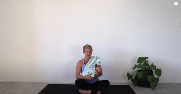 Mum and bub yoga 2