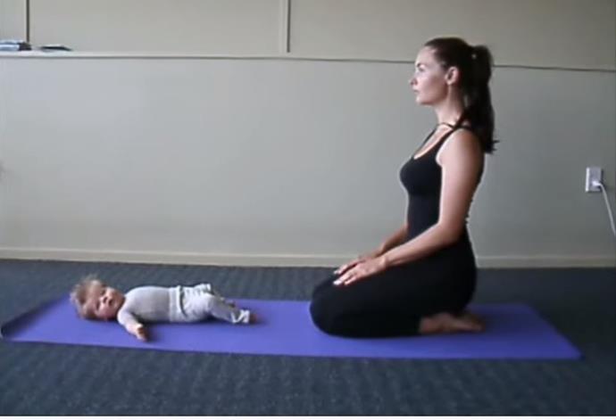 Mum and bub yoga 3