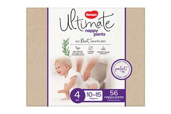 HUGGIES Ultimate Nappy Pants Size 4-6