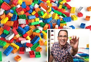 8 clever and practical LEGO storage ideas for your little builders