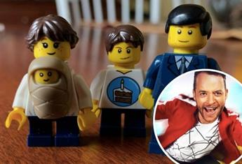 PSA for all parents, the 'Lego Dad' Instagram account is hilarious and so relatable