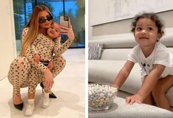 Watch Kylie Jenner test her daughter Stormi's patience in this trending challenge. It's freaking adorable!
