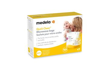 Medela Quick Clean™ Microwave Bags