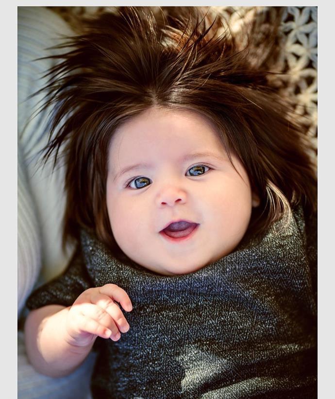 Baby Gabriela