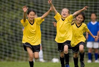 Kids' sport is set to resume but no grandparents and no huddles or high-fives