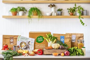 HelloFresh Veggie Plan