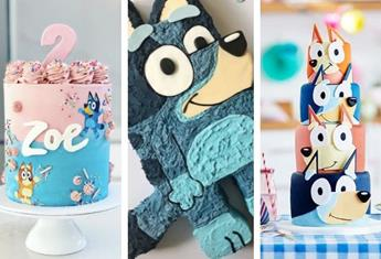 The 10 best Bluey cakes, because if you're hosting a Bluey-themed birthday you'll need one of these