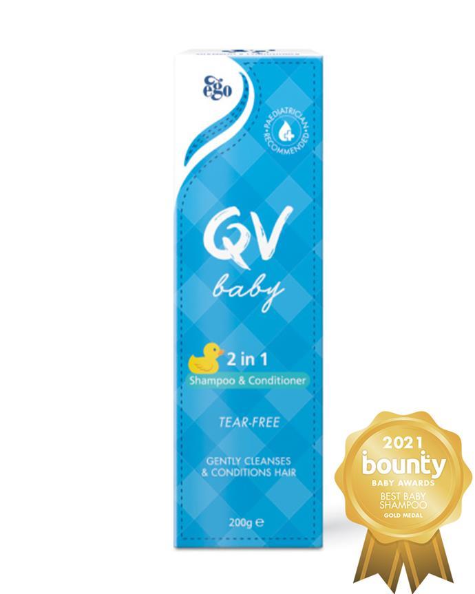 QV Baby 2 in 1 Shampoo & Conditioner 200g
