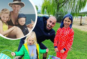 Pink's husband, Carey Hart makes a touching tribute to daughter, Willow on her 9th birthday