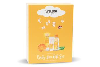 Weleda Calendula Baby Love Gift Set
