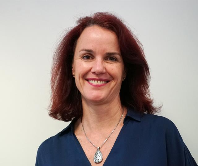 The Alcohol and Drug Foundation's CEO, Dr Erin Lalor