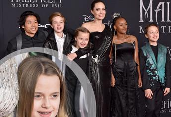 Angelia Jolie opens up about daughter, Vivienne's lockdown loss