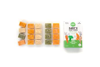 Nourishing Bubs Baby's First Foods Vegetable: Carrot, Broccoli, Sweet Potato, Parsnip