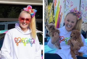 JoJo Siwa has undergone a major hair transformation and, wow, she looks completely different