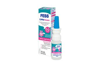 FESS Little Noses Nasal Saline Spray