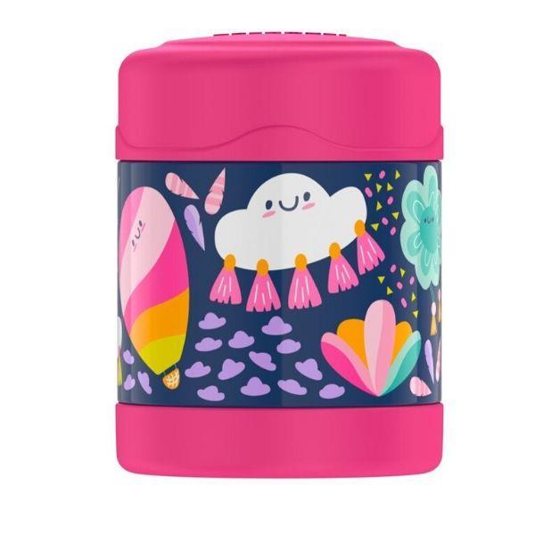 FUNtainer® Vacuum Insulated Food Jar