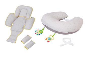 Clevamama ClevaCushion™ Nursing Pillow & Baby Nest