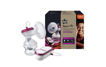 Tommee Tippee Made for Me Breast Single Electric Breast Pump