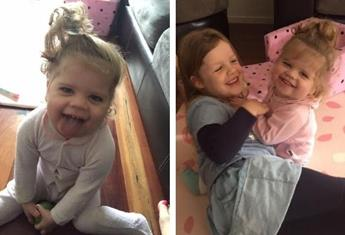 """REAL LIFE: """"I'm grateful for our toddler's life-saving transplant – it was so hard to watch her struggle"""""""
