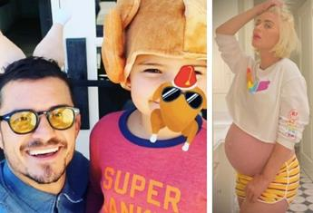 With Katy Perry due any day, Orlando Bloom reveals how his son feels about getting a new baby sister