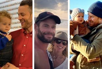 10 celebrity dads share what fatherhood means to them… and I'm not crying, you are