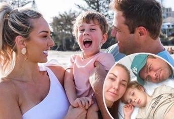 Fitness influencer Ashy Bines on mum life, online trolls and the heartbreak of seeing your child sick
