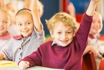 Kids spend nearly three-quarters of their school day sitting. Here's how to get them moving