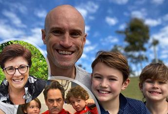Raising Boys: Parenting Expert, Maggie Dent helps out boy-dads, Fitzy and Wippa