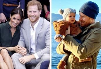 Prince Harry let slip the adorable nickname he has for Archie and the sport he would love his son to play