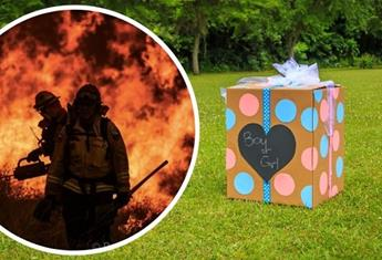 A gender reveal party gone wrong results in a horrifying California wildfire