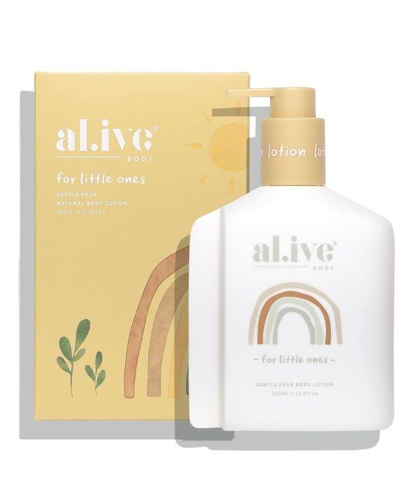 al.ive body lotion